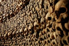 Les Catacombes Stock Photography