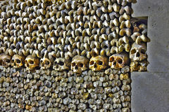 Les Catacombes, Paris Stock Photos