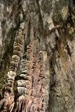 Les cavernes d'Arta en Majorque Photos stock