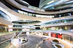 Les centres commerciaux modernes photographie stock