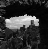 Les châteaux Images stock