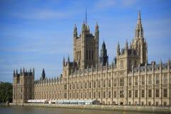 Les Chambres du Parlement Image stock