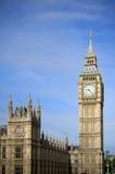 Les Chambres du Parlement et du grand Ben Photo libre de droits