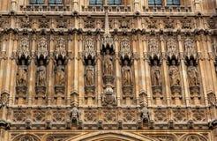 Les Chambres du Parlement. Londres. LE R-U. Photos libres de droits