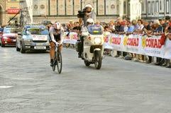 Les 2013 championnats du monde de route d'UCI à Florence, Toscane, Italie Photographie stock libre de droits