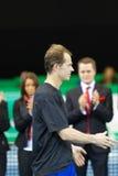 Les champions ouverts de BNP Paribas Zurich voyagent 2012 Photo stock