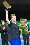 Les champions ouverts de BNP Paribas Zurich voyagent 2012 Images libres de droits