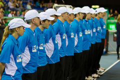 Les champions ouverts de BNP Paribas Zurich voyagent 2012 Image libre de droits