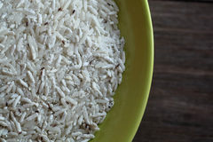 Les charançons détruisent le riz photo libre de droits