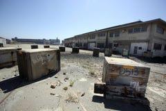 LES CHASSEURS DIRIGENT LA BASE NAVALE, SAN FRANCISCO images libres de droits