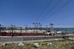 Les chasseurs du ` s de San Francisco dirigent l'ancien site de puissance, 2 photo libre de droits