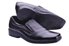Les chaussures de l'homme Images stock