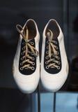 Les chaussures de l'homme Photographie stock libre de droits