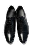 Les chaussures de l'homme de couleur Images libres de droits