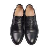 Les chaussures de l'homme de couleur Images stock