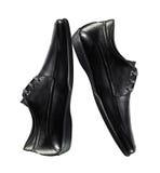 Les chaussures de l'homme de couleur Photos libres de droits