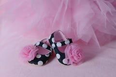Les chaussures des enfants Photographie stock