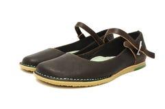 Les chaussures des femmes Photo libre de droits