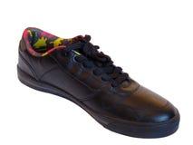 Les chaussures des hommes à la mode Photo stock
