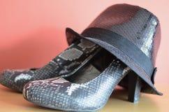 Les chaussures parfaites a besoin de chaque femme Photos stock