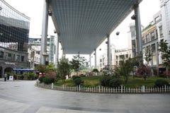 Les Chinois asiatiques, Pékin, moderne sont, le palais, velarium Image stock