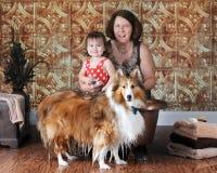Les choses préférées de la grand-maman Photo stock