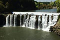 Les chutes ont appelé Chinda Image stock
