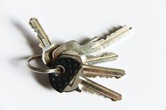Les clés Image stock