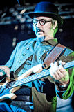 Les Claypool - Primus Stockfotos