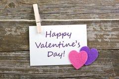 Jour du ` s de Valentine Photo stock
