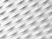Les coins au-dessus du mur, 3d numérique rendent illustration stock