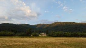Les collines Photo libre de droits