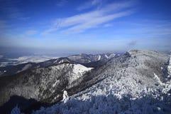 Les collines de Milou Image stock
