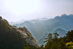 Les collines maximales et onduleuses est Images stock