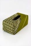 Les conceptions de boîte de tissu. Photo libre de droits