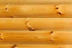 Les conseils vernis La texture en bois Image libre de droits