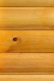 Les conseils vernis La texture en bois Le fond Image stock