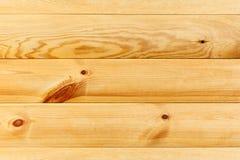 Les conseils vernis La texture en bois Le fond Images libres de droits