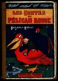 Les contes du pélican rouge-couverture Stock Images