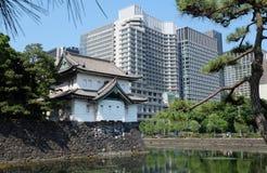 Les contrastes de Tokyo images stock