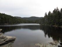 Les contrebandiers entaillent, New Hampshire images stock
