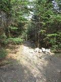 Les contrebandiers entaillent, New Hampshire photos stock