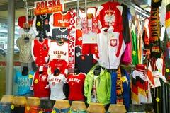 Les couleurs de l'euro 2012. Images libres de droits