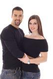les couples aiment moderne Image stock