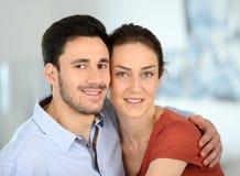 les couples autoguident aimer Photos stock