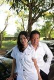 les couples prospèrent Photo stock
