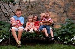 Les cousins les plus mignons Photos libres de droits