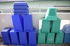 Les déchets après nettoyage. Photographie stock libre de droits