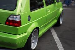 Les détails extérieurs de la voiture Élément de conception Images stock