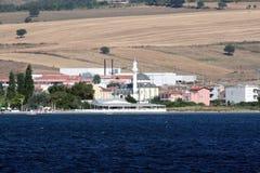 les Dardanelles Image libre de droits